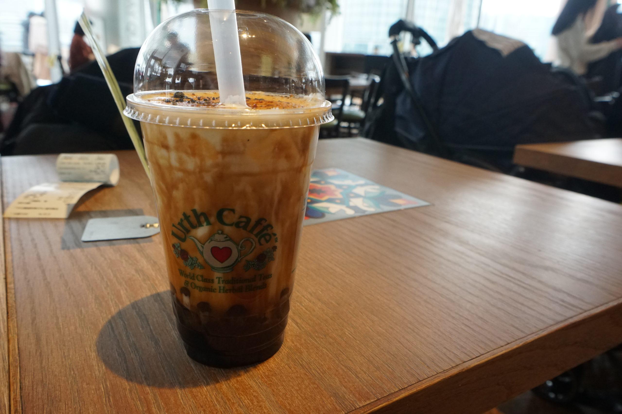 【みなとみらい】我が家がよく行くカフェ【urth caffe】