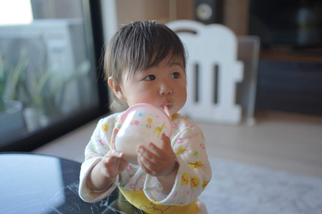 スムージー 赤ちゃん