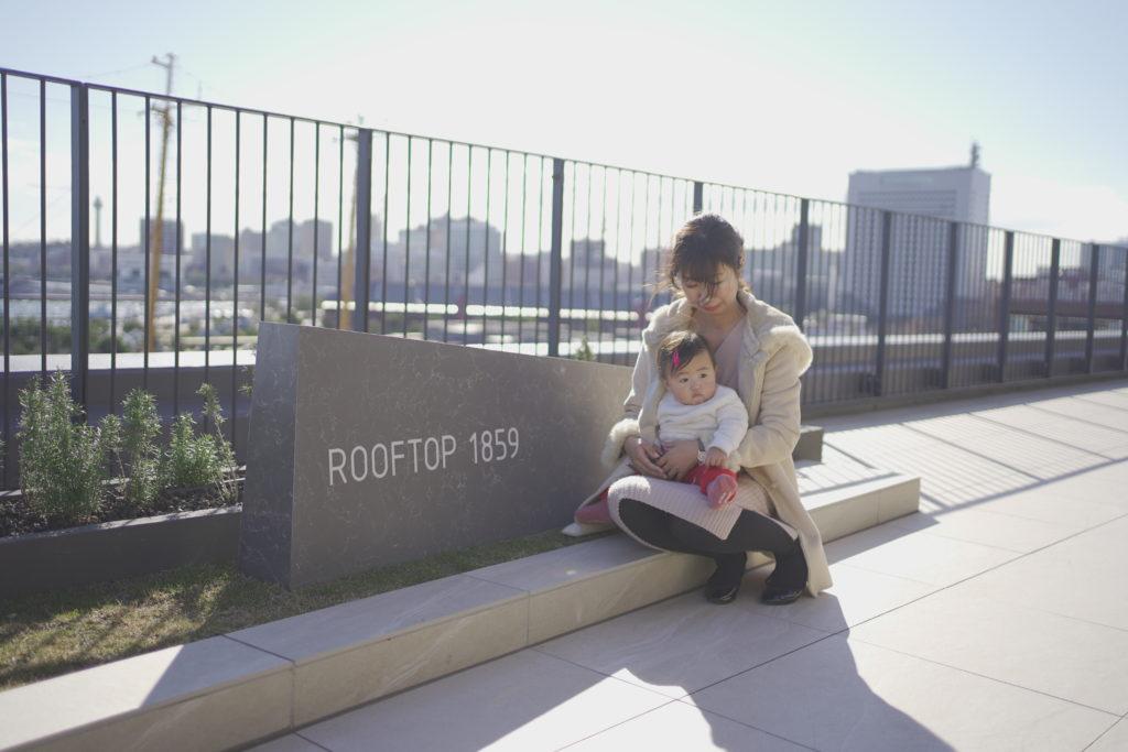 ピア8 rooftop
