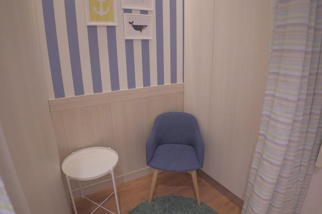 ハンマーヘッド授乳室