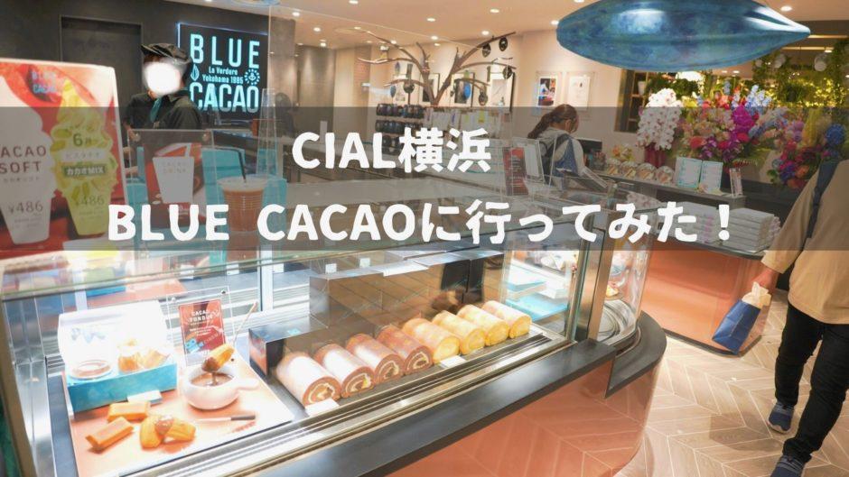BLUE CACAO