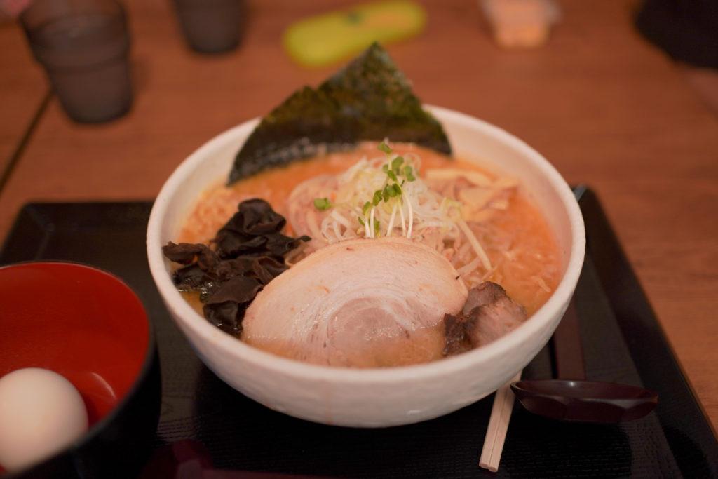 札幌麺所 白樺山荘